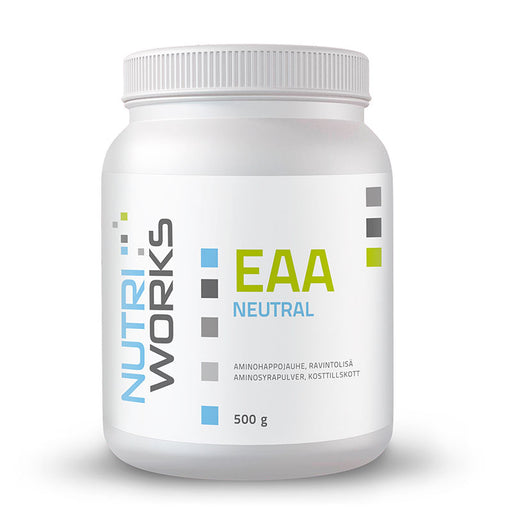 Nutri Works EAA Neutral - Aminohappojauhe