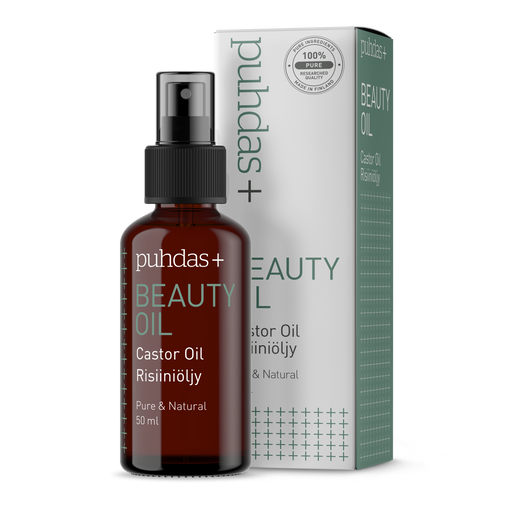 Puhdas+ Beauty Oil - Risiiniöljy 50 ml