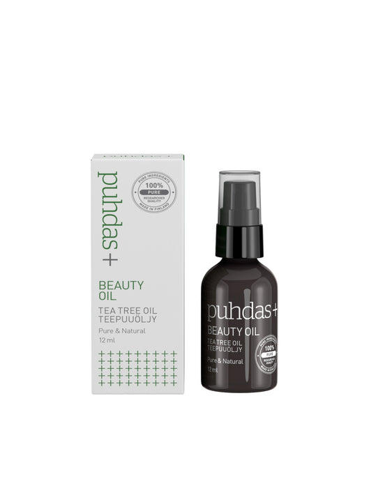 Puhdas+ Beauty Oil - Teepuuöljy 10 ml