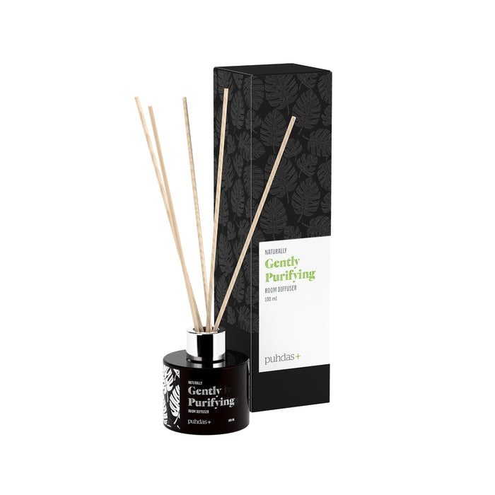 Puhdas+ Gently Purifying Room Diffuser 100 ml - Huonetuoksu