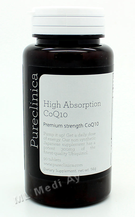 High Absorption CoQ10 - Ubikinon 300 mg - poisto