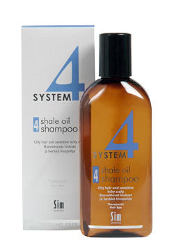 System 4 Shale Oil shampoo 4 215 ml