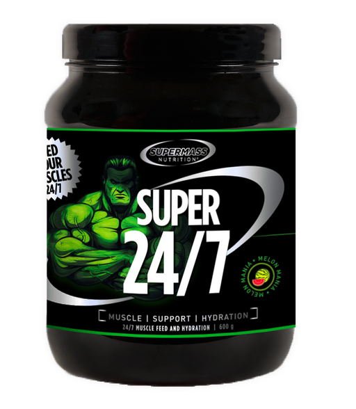 Supermass Nutrition Super 24/7 Melon Mania 600 g