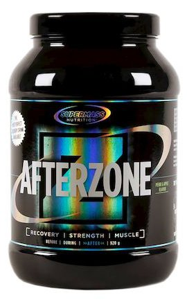 Supermass Nutrition AFTERZONE Palautusjuoma Orange 920 g