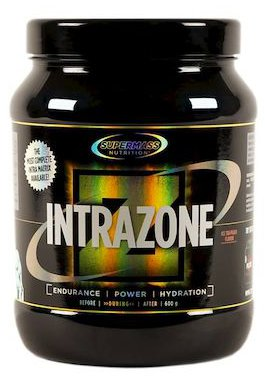 Supermass Nutrition INTRAZONE Ice Tea Peach 600 g