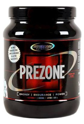 Supermass Nutrition PREZONE Wild Berry - lisäravinne 525 g
