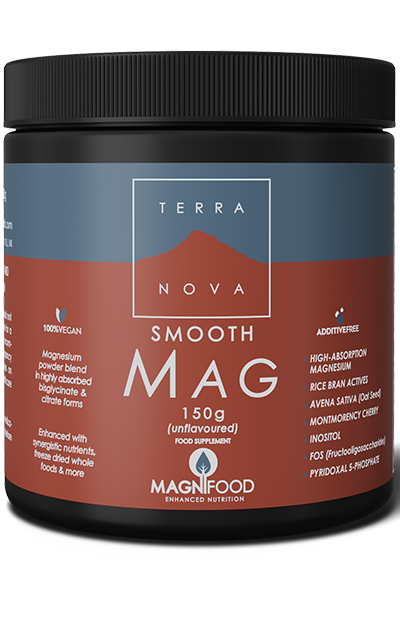 Terranova Smooth Mac 150 g - magnesiumjauhe