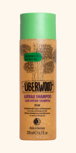 Uberwood Hair Repair - korjaava shampoo - poistuu