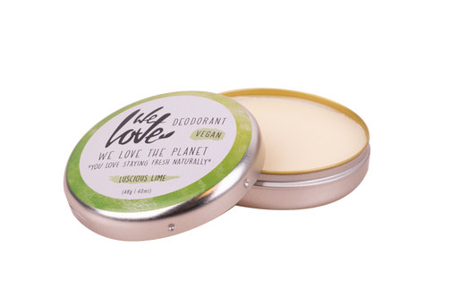 We Love The Planet Deodorant Luscious Lime - voidemainen