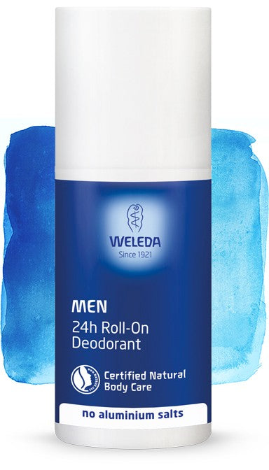 Weleda Roll-on Deodorant Miehille 24h
