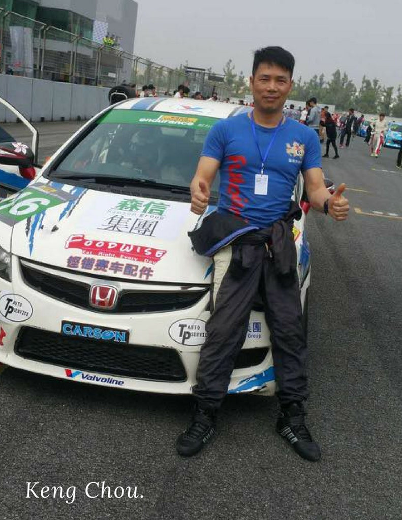 Kansai Motorsports Racing Team Driver