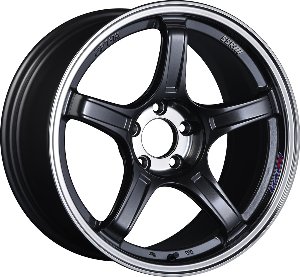 SSR Wheels GTX-03 - BlackGraphite