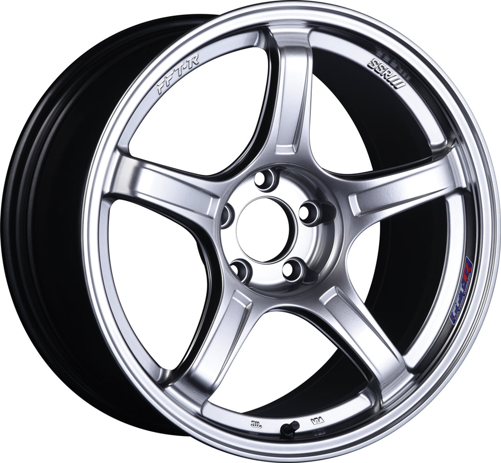 SSR Wheels GTX-03 - PlatinumSilver