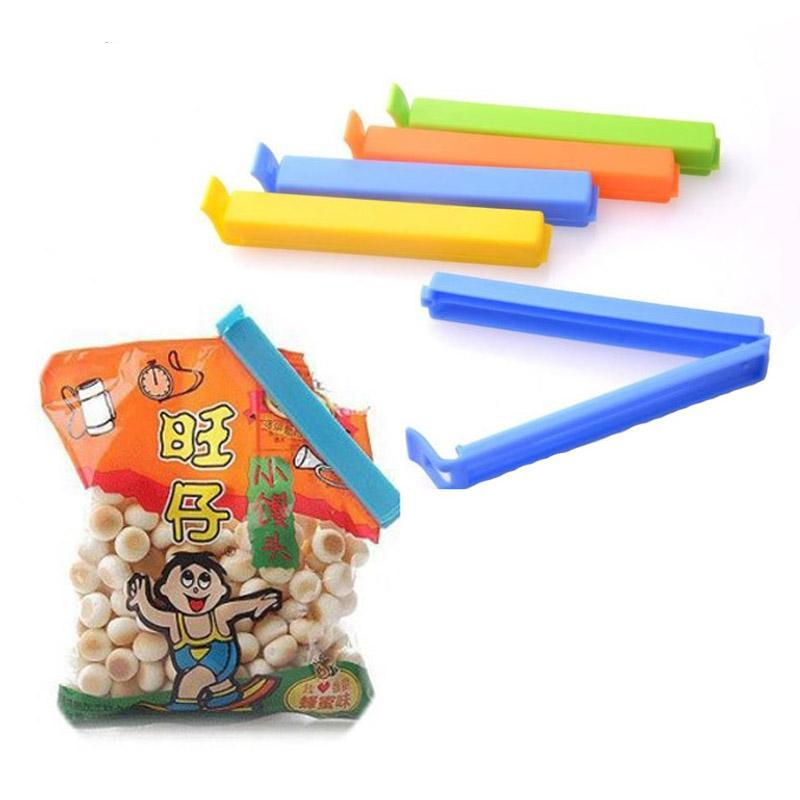 5Pcs  Food Clip Sealing Rods