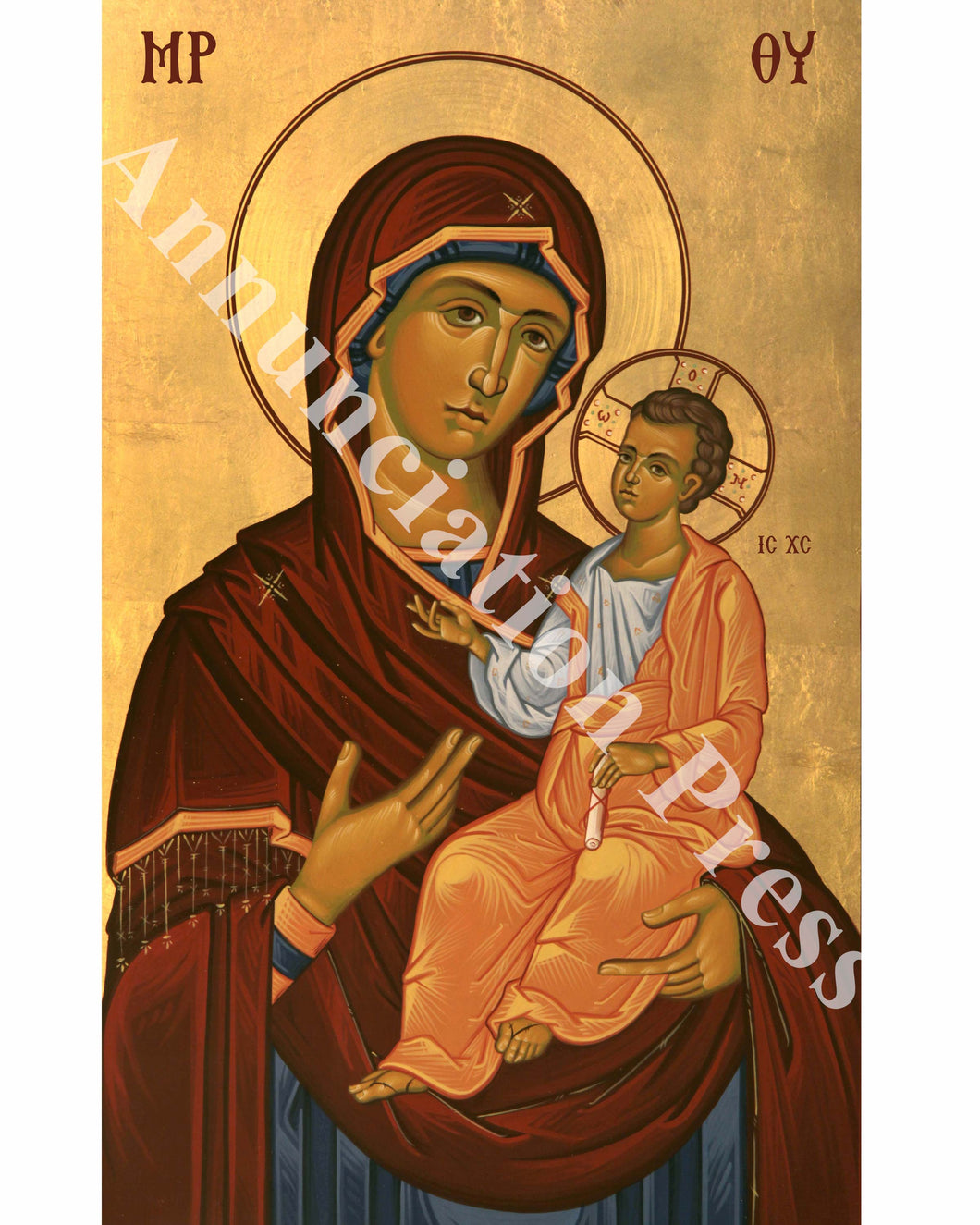 Theotokos Directress Icon 2