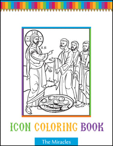 The Miracles Icon Coloring Book
