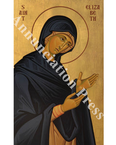Saint Elizabeth Icon