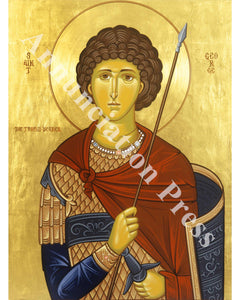 Saint George Icon 3
