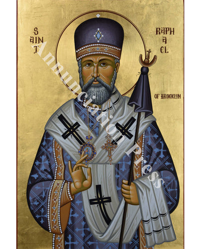Saint Raphael of Brooklyn Icon