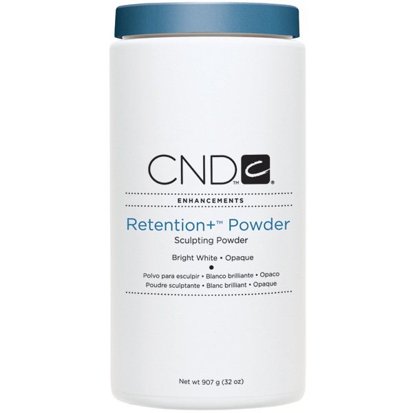 CND - Retention Sculpting Powder - Bright White 32 oz