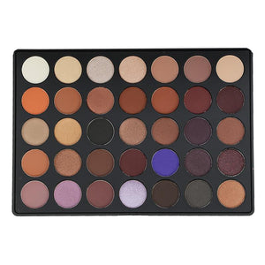 Kara Beauty - Eyeshadow Palette - 35 Colors - ES08