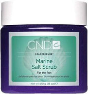 CND - Spapedicure Marine Salt Scrub 18 oz, Spa - CND, Sleek Nail