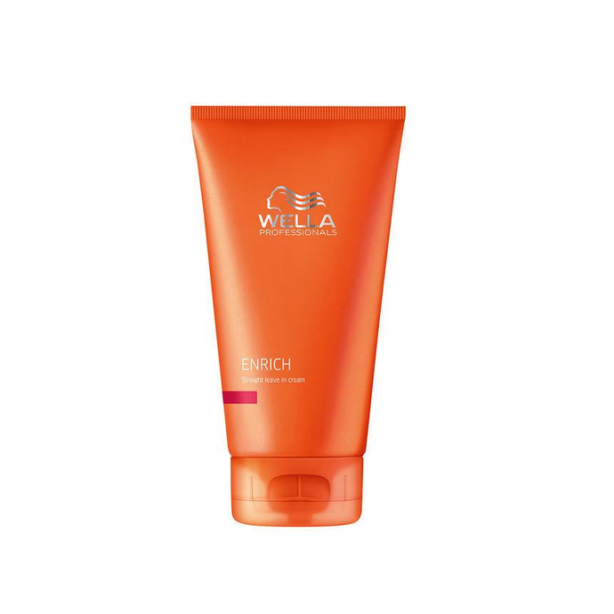 Wella - Enrich Straight Leave In Cream 5.07 oz