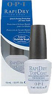 OPI Rapidry Top Coat 0.5 Oz, Nail Lacquer - OPI, Sleek Nail