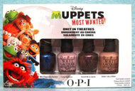OPI Nail Lacquer Muppets Most Wanted Kit, Kit - OPI, Sleek Nail
