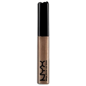 NYX - Mega Shine Lip Gloss - Hot Fudge - LG114, Lips - NYX Cosmetics, Sleek Nail