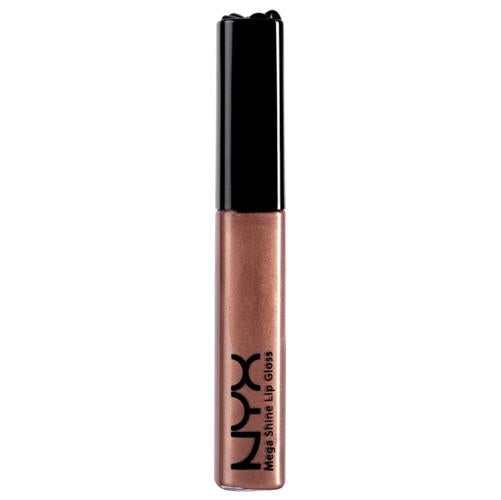 NYX - Mega Shine Lip Gloss - Chestnut - LG117, Lips - NYX Cosmetics, Sleek Nail
