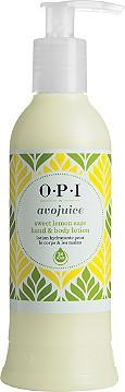 OPI OPI Avojuice Sweet Lemon Sage 8.5 oz - #AVP18 - Sleek Nail