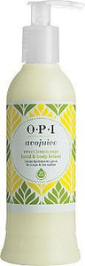 OPI OPI Avojuice Sweet Lemon Sage 32 oz - #AVP17 - Sleek Nail