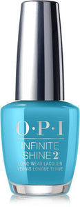 OPI Infinite Shine - Can't Find My Czechbook - #ISLE75