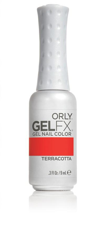 Orly GelFX - Terracotta - #30071, Gel Polish - ORLY, Sleek Nail