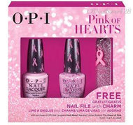 OPI Nail Lacquer - Pink Of Hearts 2014 Duo, Kit - OPI, Sleek Nail