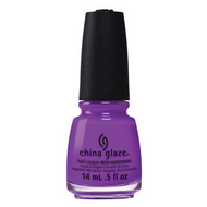China Glaze - Violet-Vibes 0.5 oz - #82600, Nail Lacquer - China Glaze, Sleek Nail