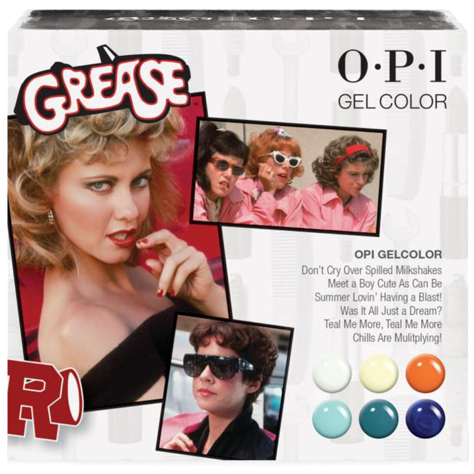OPI GelColor - Grease Collection Add On Kit #1