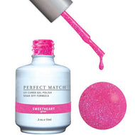 LeChat Perfect Match Gel / Lacquer Combo - Sweetheart 0.5 oz - #PMS96, Gel Polish - LeChat, Sleek Nail