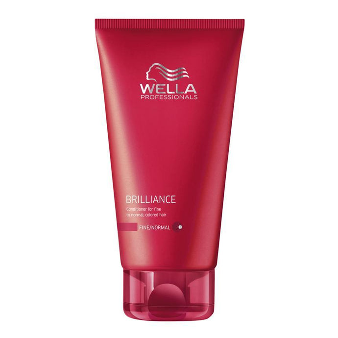 Wella - Brilliance Conditioner for Coarse Colored Hair 8.4 oz