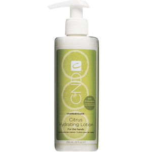 CND - Spamanicure Citrus Hydrating Lotion 8 oz, Spa - CND, Sleek Nail