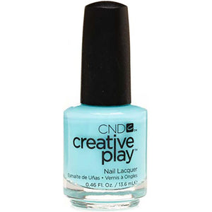 CND Creative Play - Amuse-mint 0.5 oz - #492