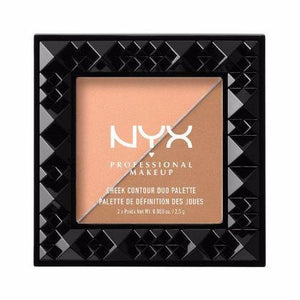NYX - Cheek Contour Duo Palette - Two To Tango - CHCD05