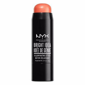 NYX - Bright Idea Illuminating Stick - Coralicious - BIIS02