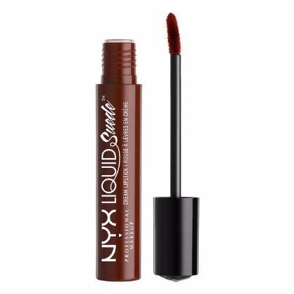 NYX - Liquid Suede Cream Lipstick - Club Hopper - LSCL23