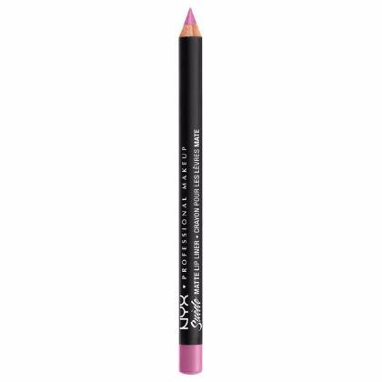 NYX - Suede Matte Lip Liner - Respect The Pink - SMLL13