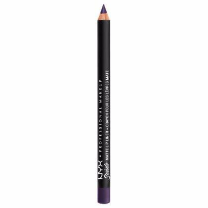 NYX - Suede Matte Lip Liner - Oh Put It On - SMLL20