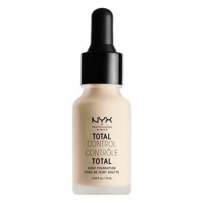 NYX Cosmetics NYX Total Control Drop Foundation - Pale - #TCDF01 - Sleek Nail