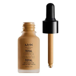 NYX Cosmetics NYX Total Control Drop Foundation - Golden Honey - #TCDF14 - Sleek Nail