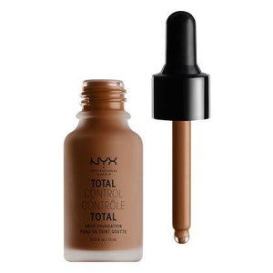 NYX Cosmetics NYX Total Control Drop Foundation - Cocoa - #TCDF21 - Sleek Nail